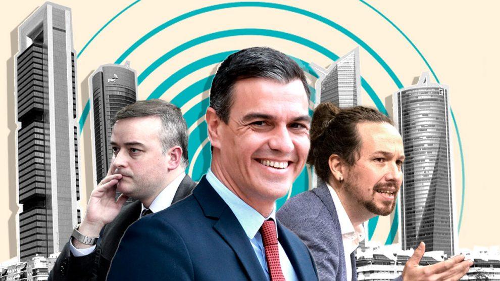 Sánchez oculta quién y cómo asignará los fondos europeos de reconstrucción