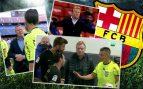 El Barça intimida a los árbitros