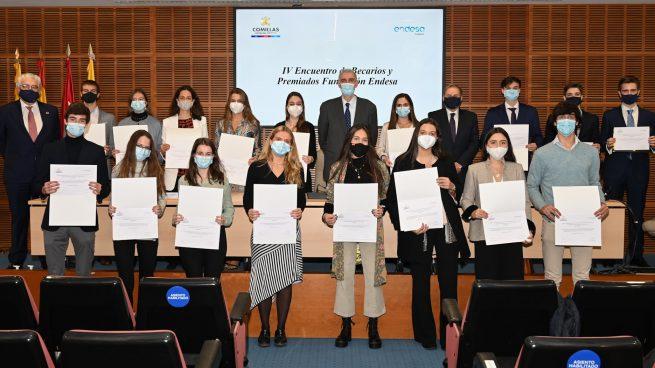 La Fundación Endesa entrega sus becas a los mejores alumnos de ICAI e ICADE