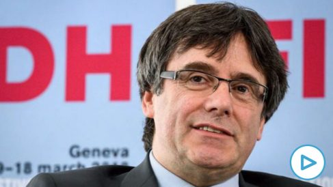 Carles Puigdemont. Foto: Getty.