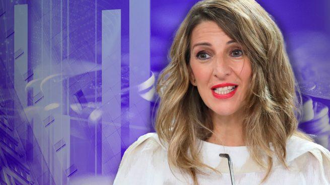 Díaz aún no ha renovado al 26% de la plantilla del SEPE a un mes de que termine su contrato