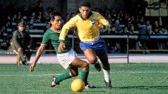 Garrincha, un ídolo del fútbol mundial