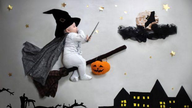 disfraces halloween bebés