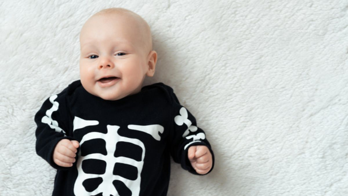 Halloween 2020 7 Disfraces Para Bebés Que Puedes Hacer En Casa
