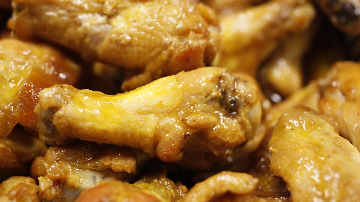 Receta de pollo rústico con mostaza y limón
