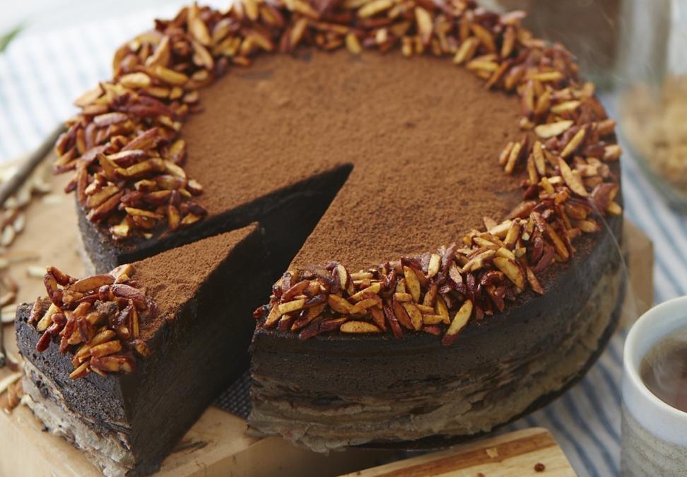 Receta de tarta brasileña
