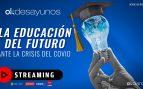 Siga en directo el #OKDESAYUNO: 'La educación del futuro ante la crisis del Covid-19'