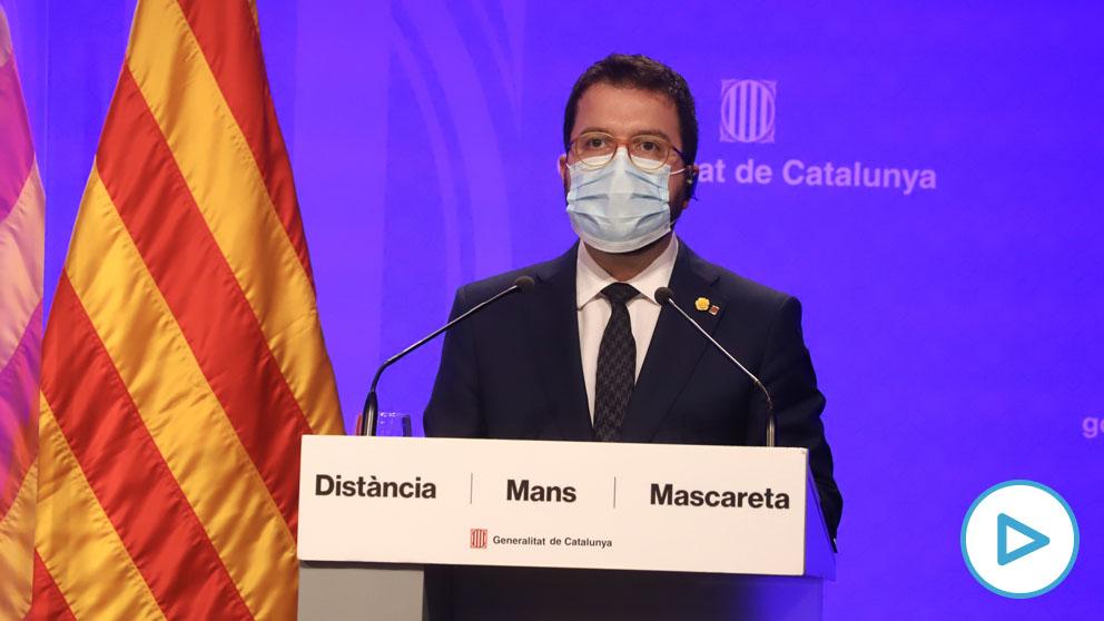 Cataluña echa el cerrojo y cierra centros comerciales y actividades culturales, deportivas y extraescolares. Foto EP