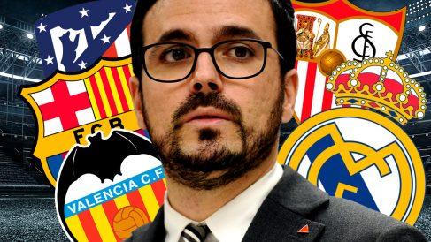 Los clubes perderán 90 millones por la 'Ley Garzón'.