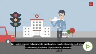 Campaña de recomendaciones y obligaciones de la Comunidad de Madrid para el estado de alarma