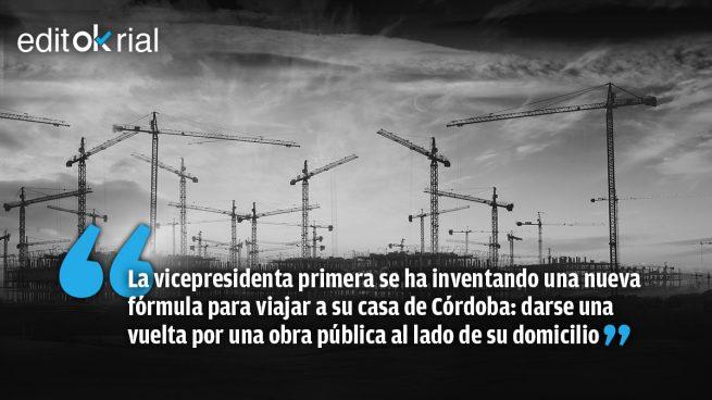 «Agéndame la visita a una obra cerquita de casa que me largo a Córdoba»