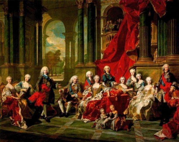 Perdió la cabeza: El último año del reinado de Fernando VI