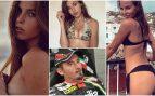 Francesca Semenza en fotos de Instagram.