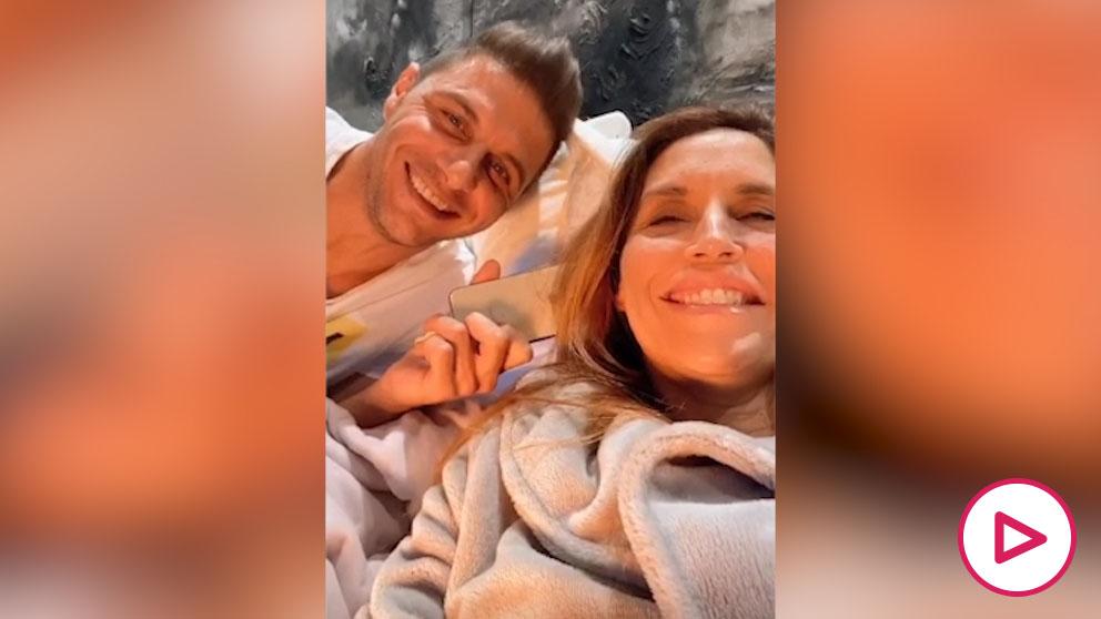 Joaquín reaparece en Instagram con un chiste de una suegra
