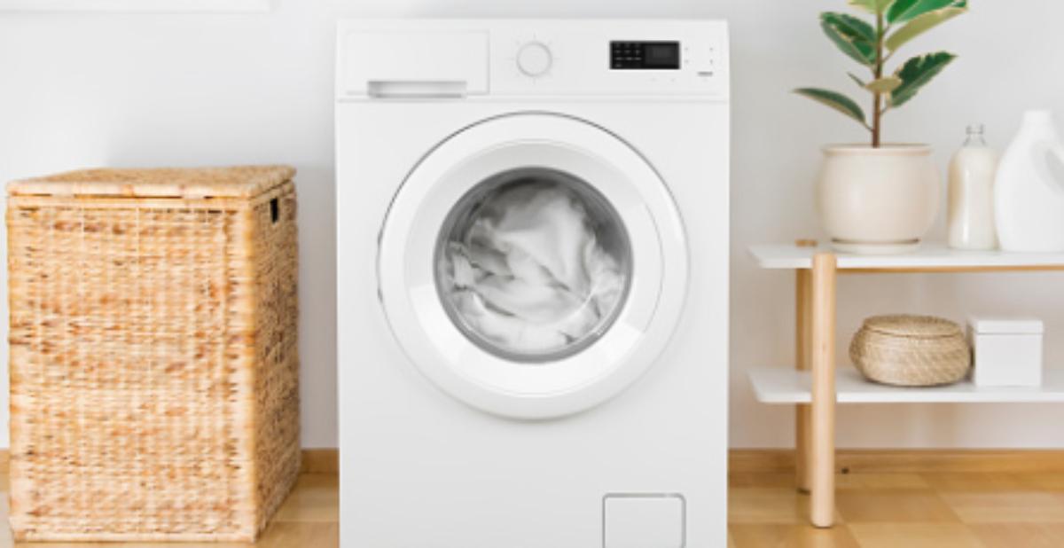 Pasos para limpiar la lavadora con vinagre