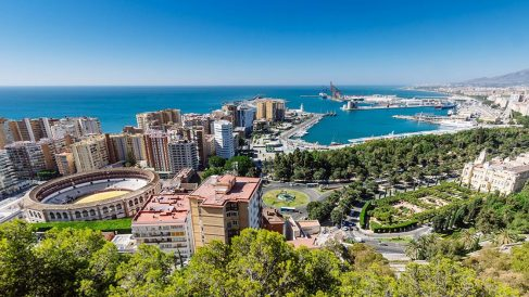 El tiempo en Málaga