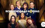 Movistar+ estrena en diciembre 'Rompiendo las normas' sin pasar por las salas de cine