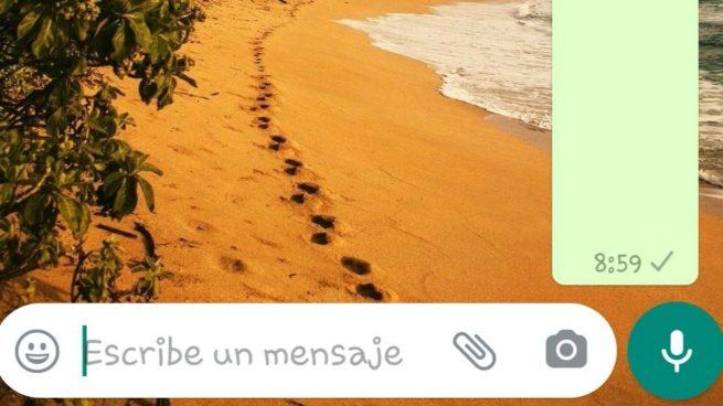 ¿Sabes cómo enviar mensajes invisibles en WhatsApp?