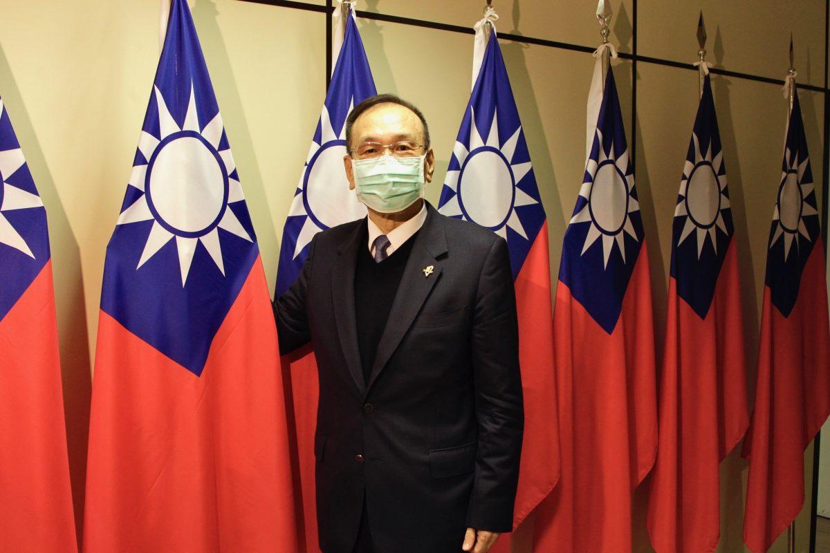 José María Liu, embajador de Taiwán @FranciscoToledo