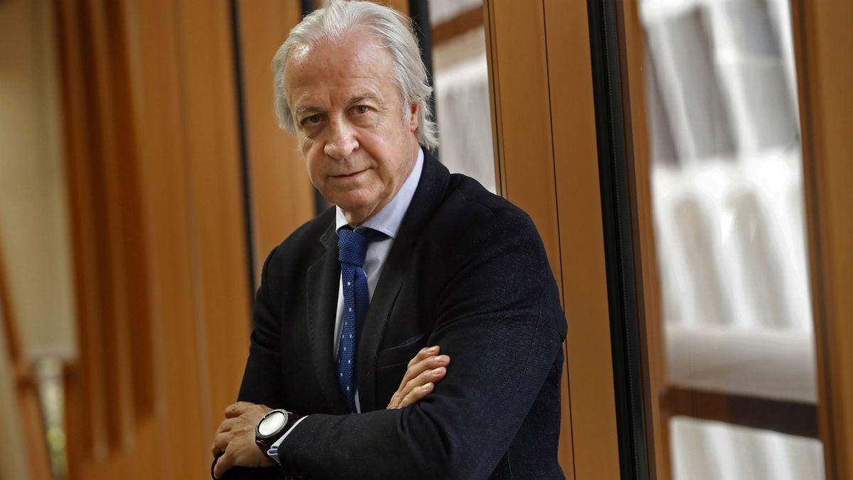 Carlos Tusquets, presidente de la Junta Gestora del Barcelona. (EFE)