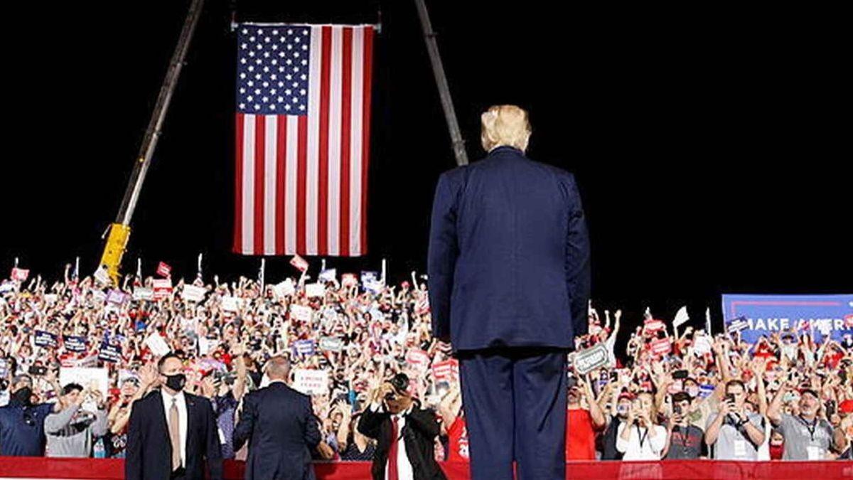 Campaña electoral Estados Unidos