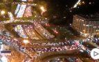 El atasco de proporciones épicas que provocaron los ciudadanos de París al huir del confinamiento