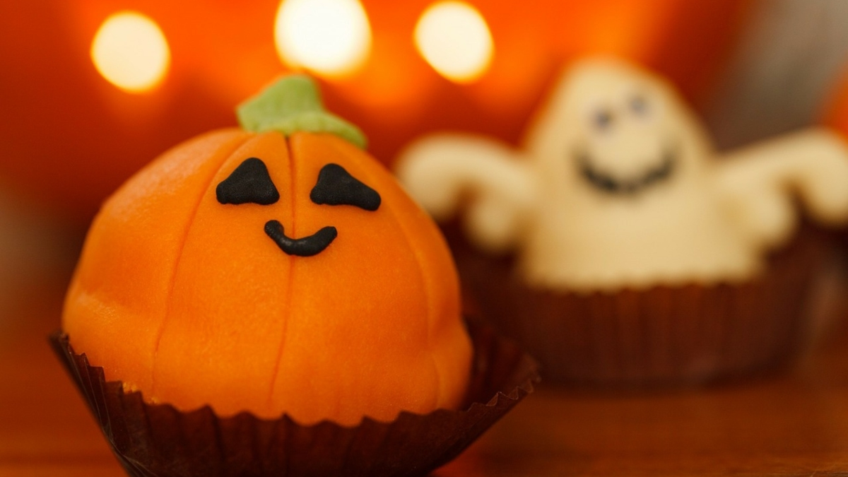 Halloween 2020: Muffins de calabaza