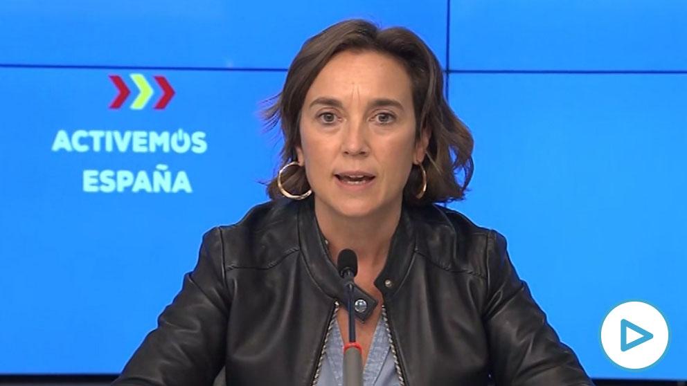 Gamarra (PP)- «Montero dice ser feminista y nunca una ministra de Igualdad hizo tanto daño a las mujeres»
