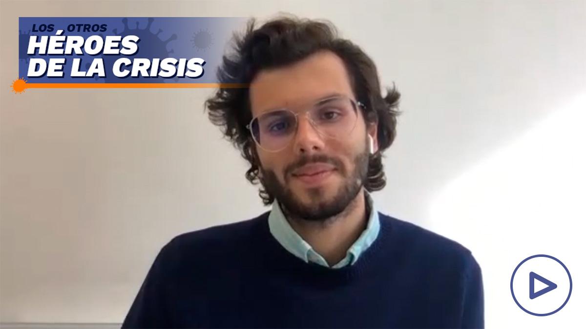 José Garay, CEO y fundador de Guesser