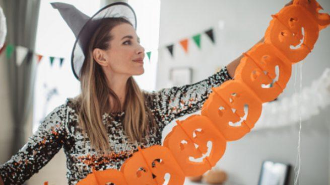 Cómo decorar la casa para una noche de Halloween de confinamiento