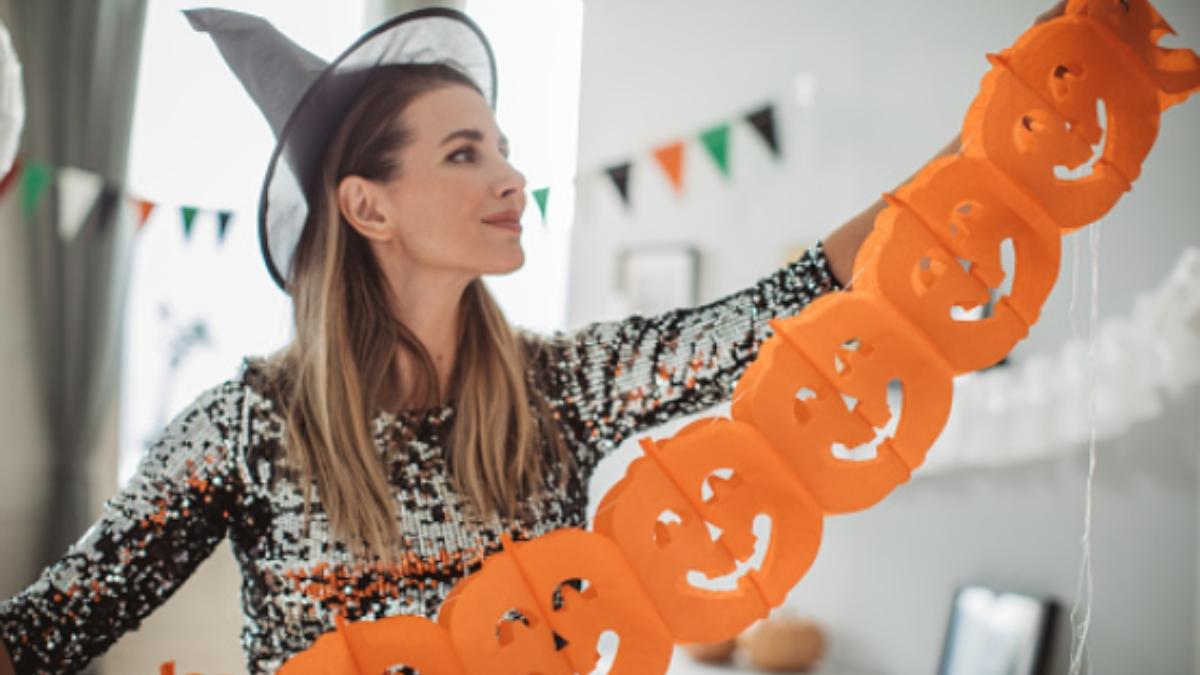 Pasos para decorar la casa para una noche de Halloween de confinamiento