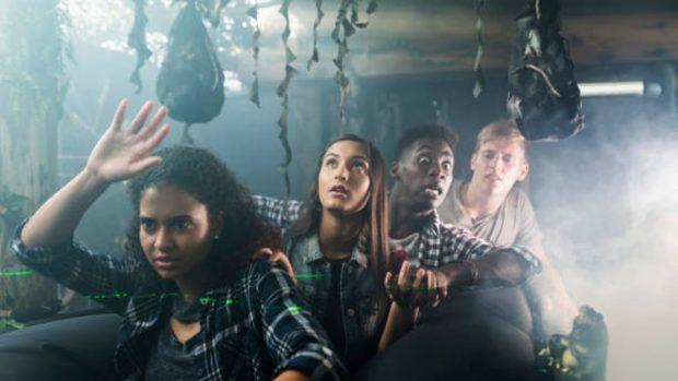 Halloween 2020: Cómo hacer un túnel del terror para que los niños se diviertan en casa