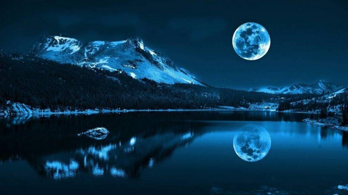 La luna azul no se verá hasta dentro de 19 años