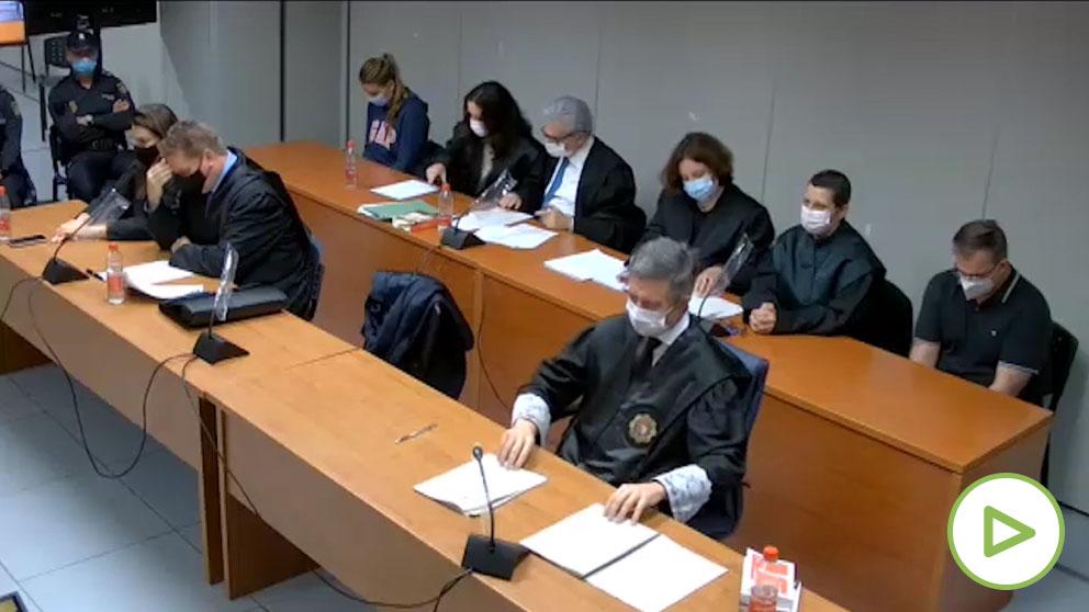 Maje y Salva declarados culpables del asesinato del marido de ella por el jurado.