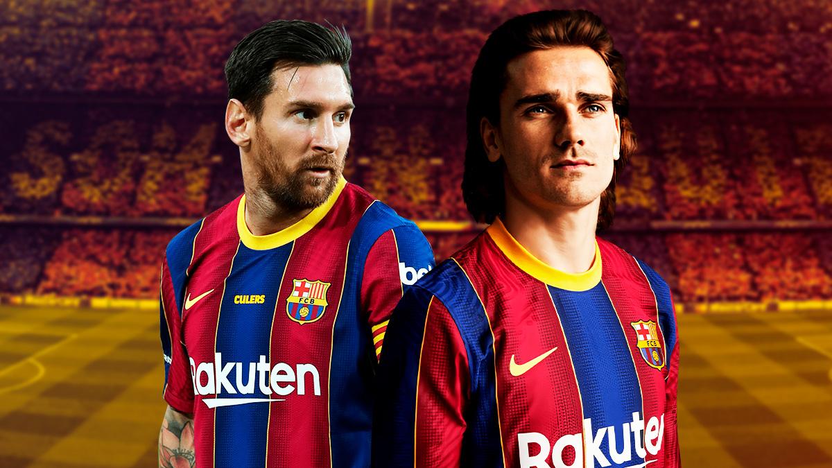 Olhats aclara su postura sobre la polémica entre Griezmann y Messi.
