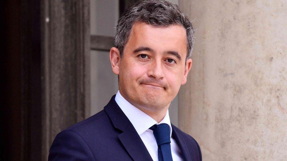 Gerald Darmanin, ministro del Interior de Francia. Foto: EP