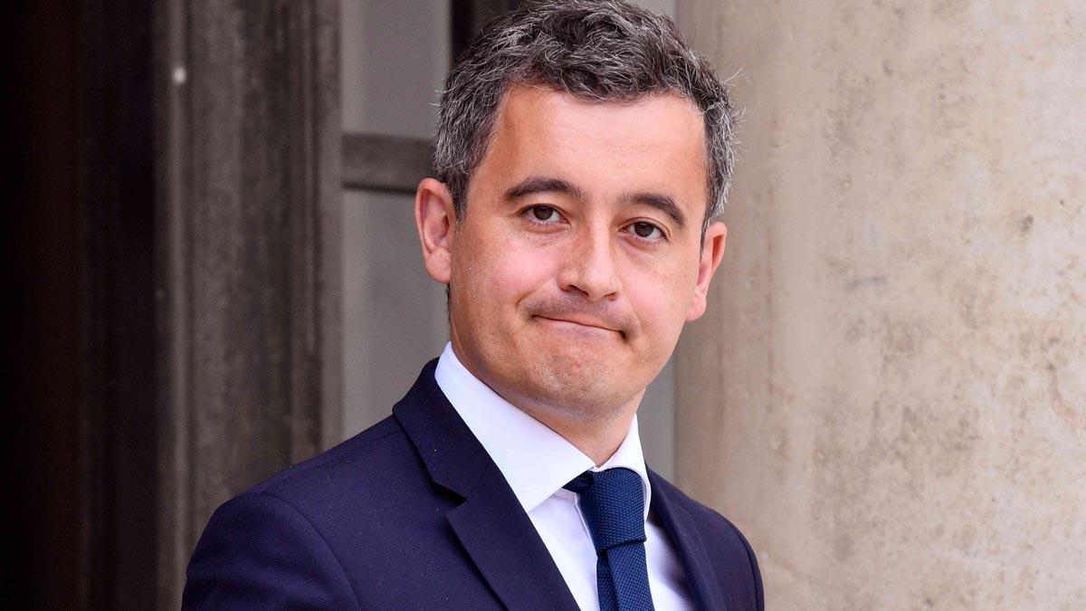 El titular francés de Interior, Gérald Darmanin, señaló que ha pedido la apertura de una investigación.