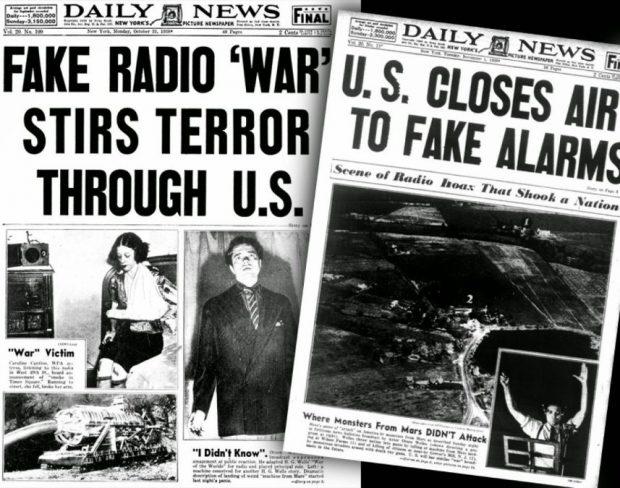 30 de octubre de 1938: El día que Orson Welles aterrorizó a Estados Unidos
