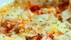 Receta de Pencas de acelgas con crema de mostaza gratinada