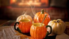 Recetas con calabaza para Halloween