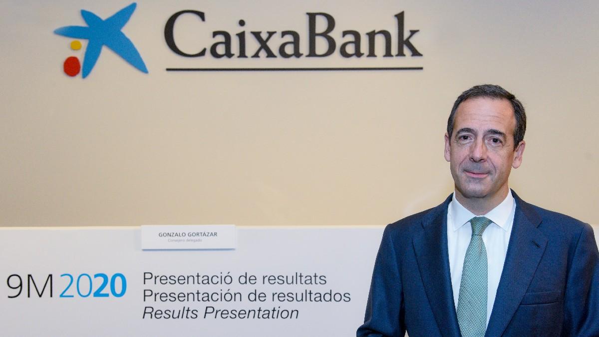 Gonzalo Gortazar, consejero delegado de CaixaBank.