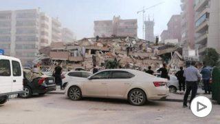 Terremoto en el Egeo