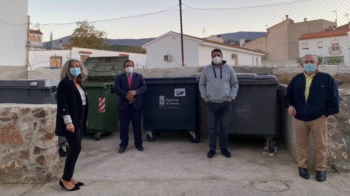 Granada.-El PP insta al alcalde de Jérez del Marquesado que coloque la Cruz Blanca que «derribó» en el estado de alarma