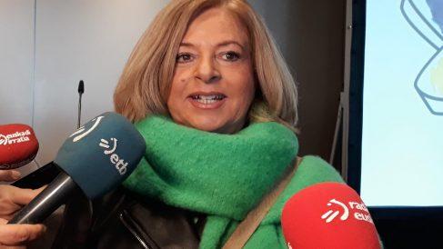 La presidenta de Covite, Consuelo Ordóñez
