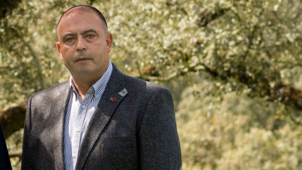 El consejero delegado y copropietario del grupo Cárnicas Joselito, Juan Luis Gómez.