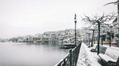 El frío y las nevadas