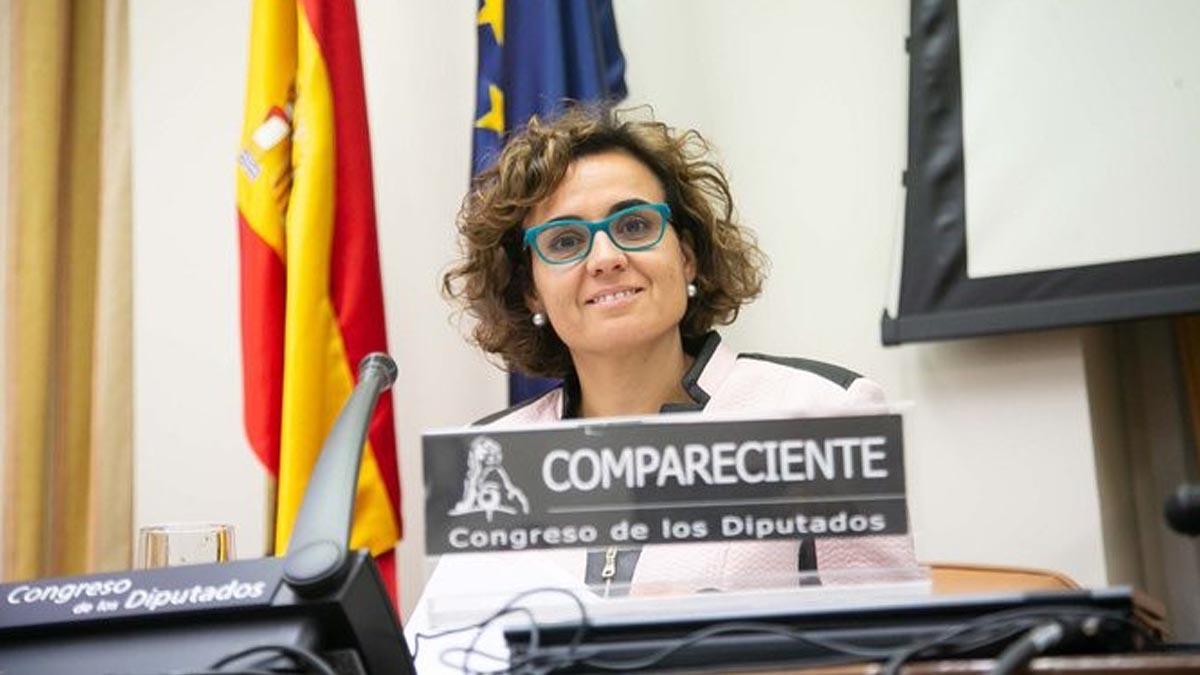 Dolors Montserrat, portavoz del PP en el Parlamento Europeo. Foto: EP