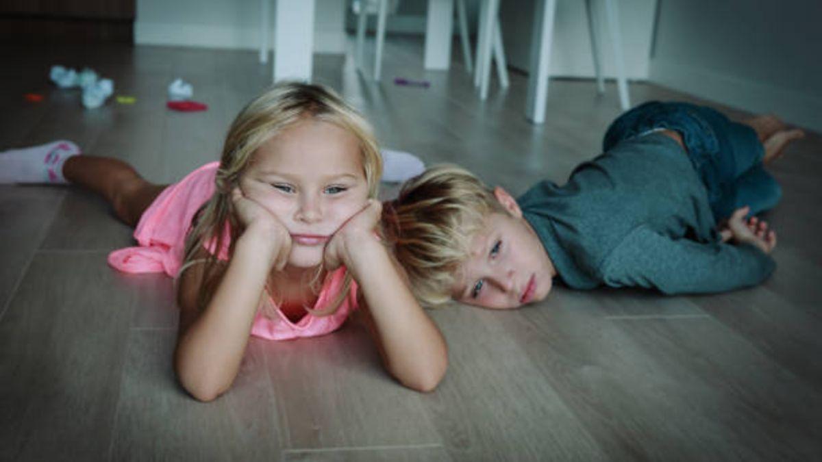 Ideas sencillas para hacer que los niños se distraigan y no se aburran