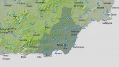 El tiempo en Almería: previsión meteorología de hoy, 3 de noviembre de 2020 foto aemet
