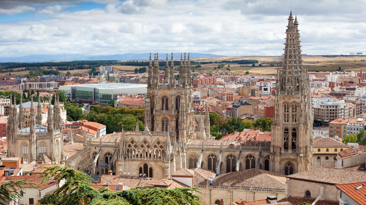 Burgos, una de las ciudades más frías de España